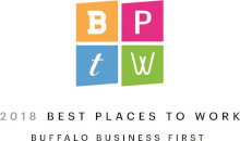 Buffalo Business First - 2016 Best Places to Work